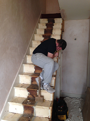 Joinery Specialists Wooden Staircases Repair And Replace Service